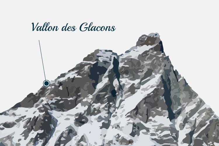 Vallon des Glacons